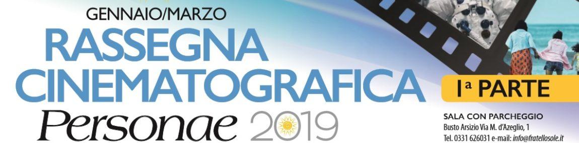 RASSEGNA GENNAIO MARZO 2019 – ANTICIPAZIONI