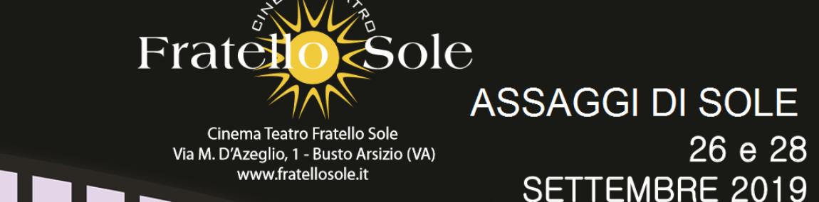 ASSAGGI DI SOLE 2019